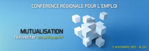 Les employeurs publics conviés à Blois à un rendez-vous de l'emploi