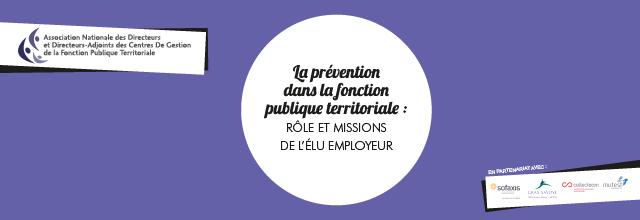 Un guide de l'ANDCDG consacré à la prévention